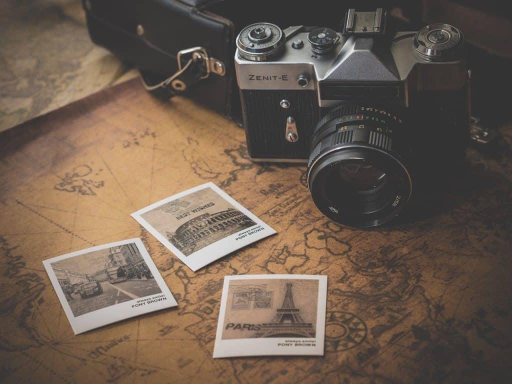 מצלמה ותמונות